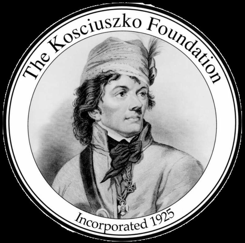 Kosciuszko Fundation logo