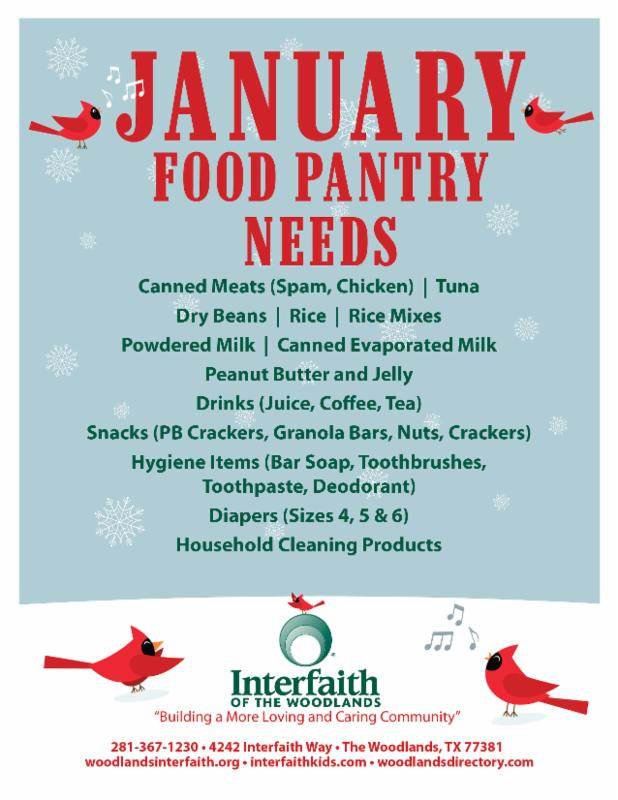 Interfaith Food Pantry Inc