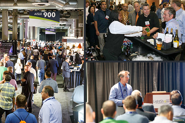 LightShow West - The West's best trade show and conference dedicated to architectural and commercial lighting solutions, controls and technologies.