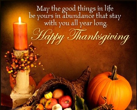 Thanksgiving wishes from the elgin butler family trikeenan warmest wishes to you and your family from ours m4hsunfo