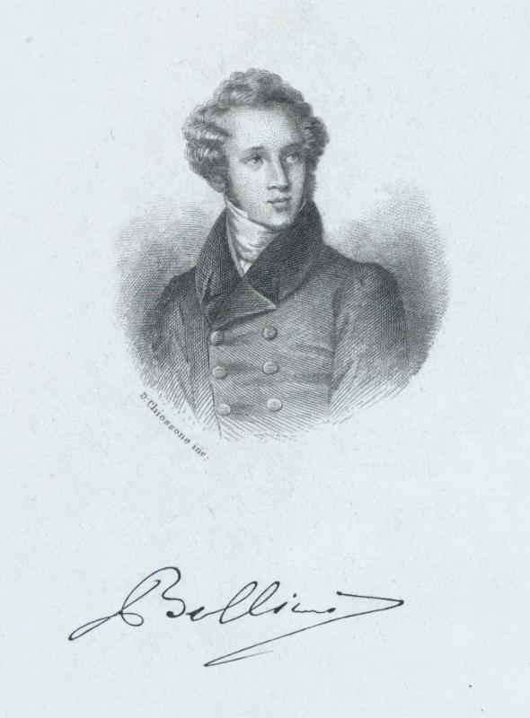 Portrait of Bellini