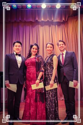 2017 Classical Idol Winners