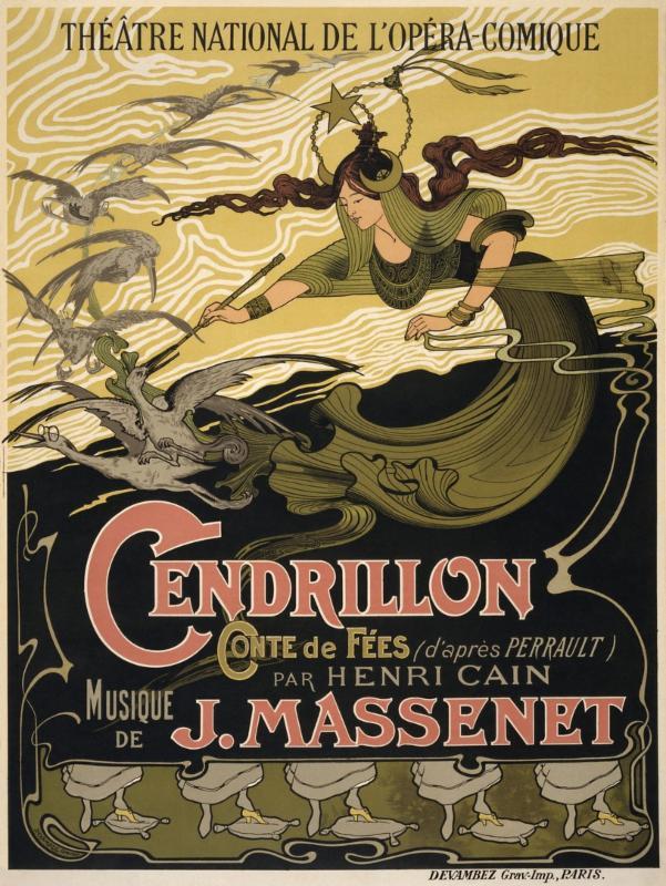 Cendrillon Poster