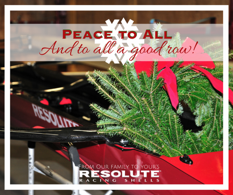 Happy Holidays From RESOLUTE