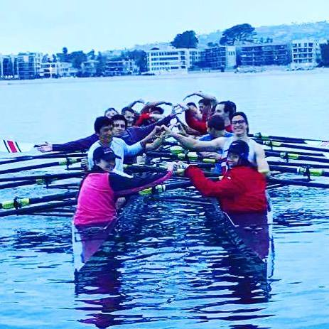 Valentines Row with RESOLUTE