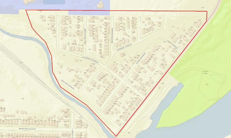 Sewer Smoke Testing Continues In Starr Hill Area