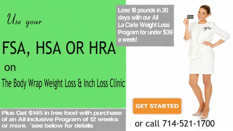 Use Insurance At The Body Wrap Weight Loss And Inch Loss Clinic