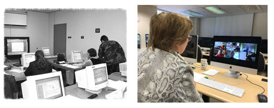 Faculty Development Then and Now