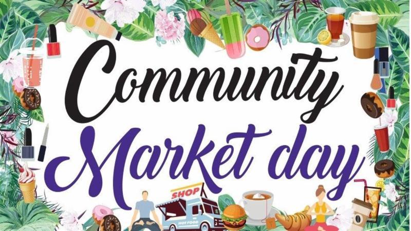 Community Market Days.
