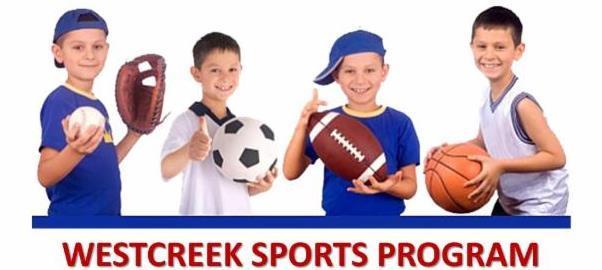 Wesrcreek Sports Program.