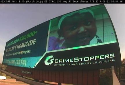 Billboard for Laylah