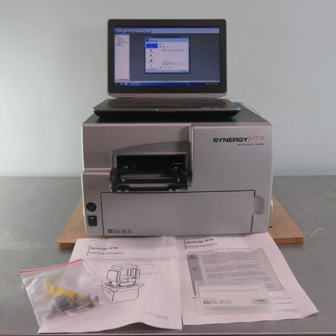 HTX multimode microplate reader