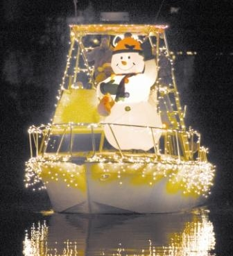 Delcambre Christmas Boat Parade