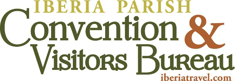 Iberia Parish Convention and Visitors Bureau Logo