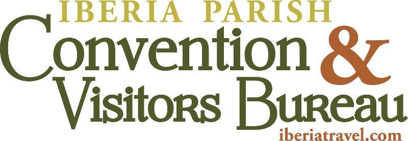 Iberia Parish Convention and Visitors Bureau Logo