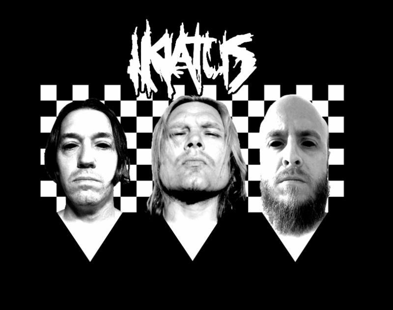 Chicago Doom/Sludge Eclectics I KLATUS released 'Nagual Sun'