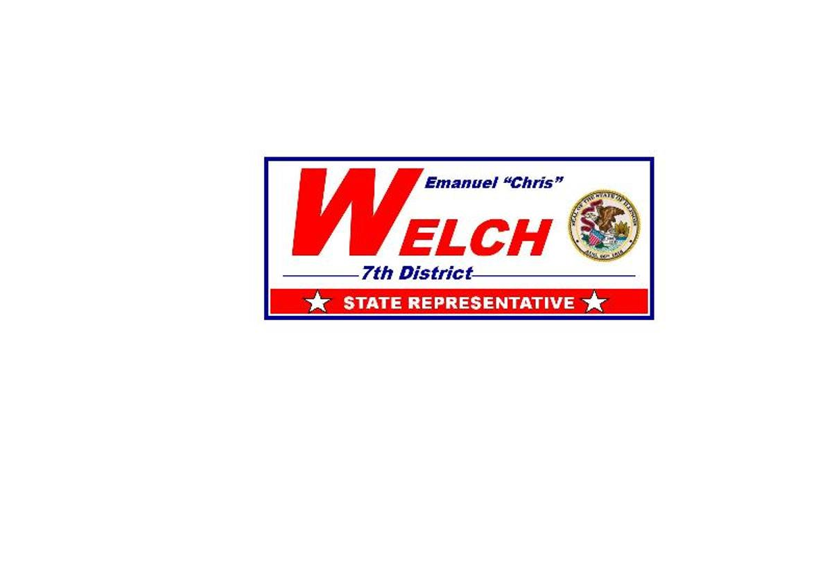 Welch State Rep Logo