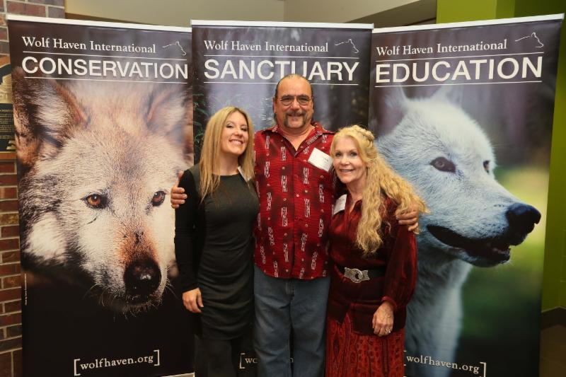 Wolf Haven_s founding family