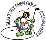 Black Fly Logo