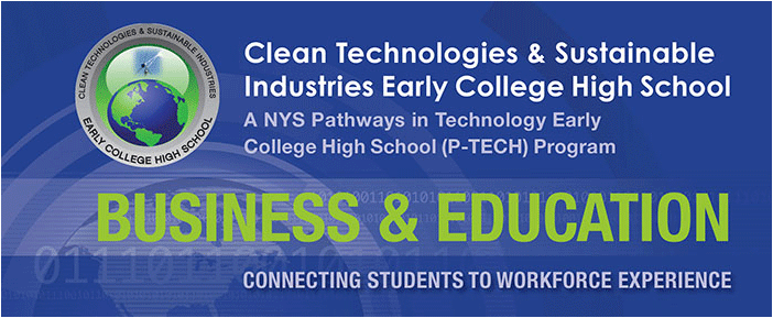 Business and Education Banner