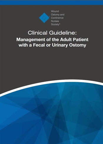 Clinical Guideline_ Management of the Adult Patient with a Fecal or Urinary Ostomy