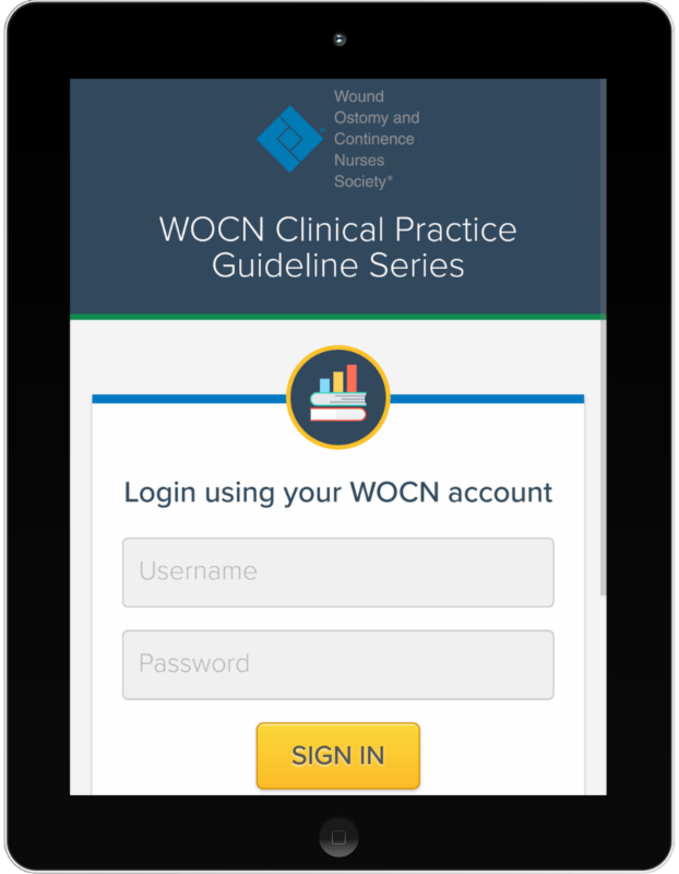WOCN Clinical Practice Guidelines Series