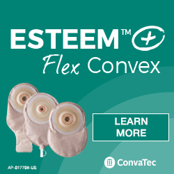 ConvaTec Inc Esteem Flex Convex