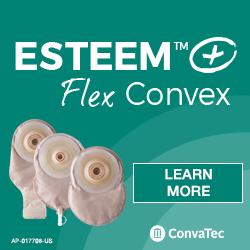 ConvaTec Inc Esteem Flex Convex
