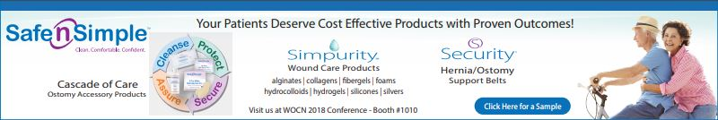 Your Patients Deserve Cost Effective Products with Proven Outcomes! Click Here for a Sample