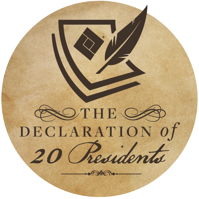 Declaration of 20 Presidents