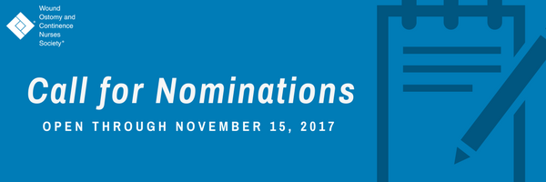 Call for Nominations Open Through November 15_ 2017