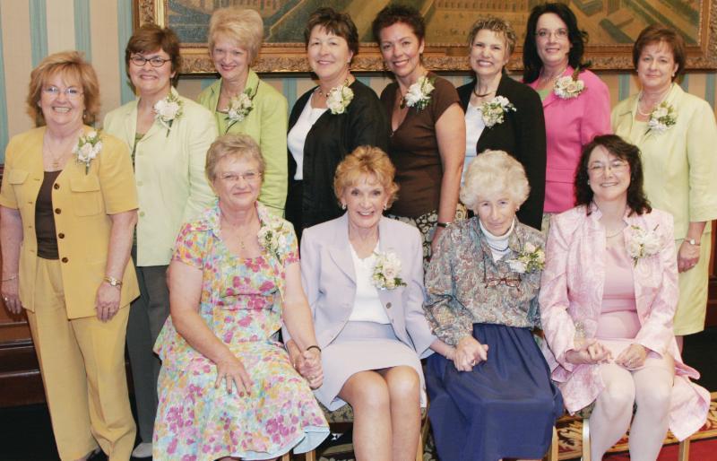 WOCN Society members
