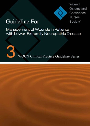 Guideline for the Management of Wounds in Patients with Lower-Extremity Neuropathic Disease