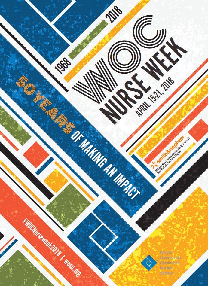 WOC Nurse Week Poster