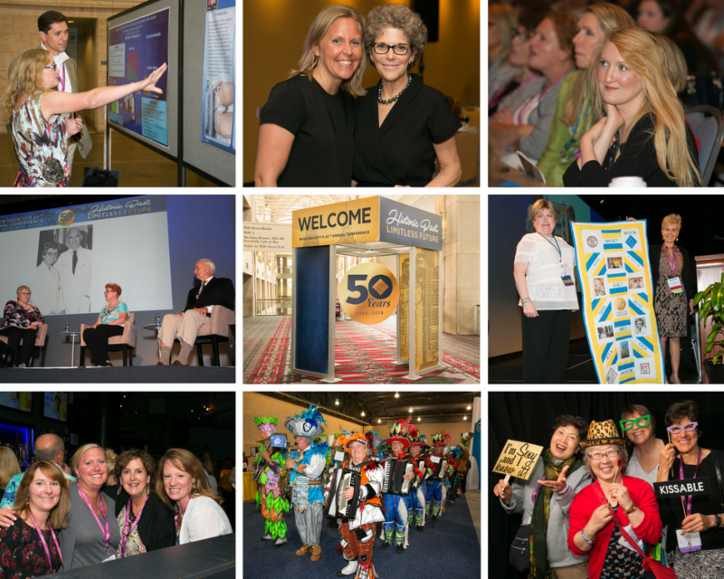 50th Annual Conference Collage