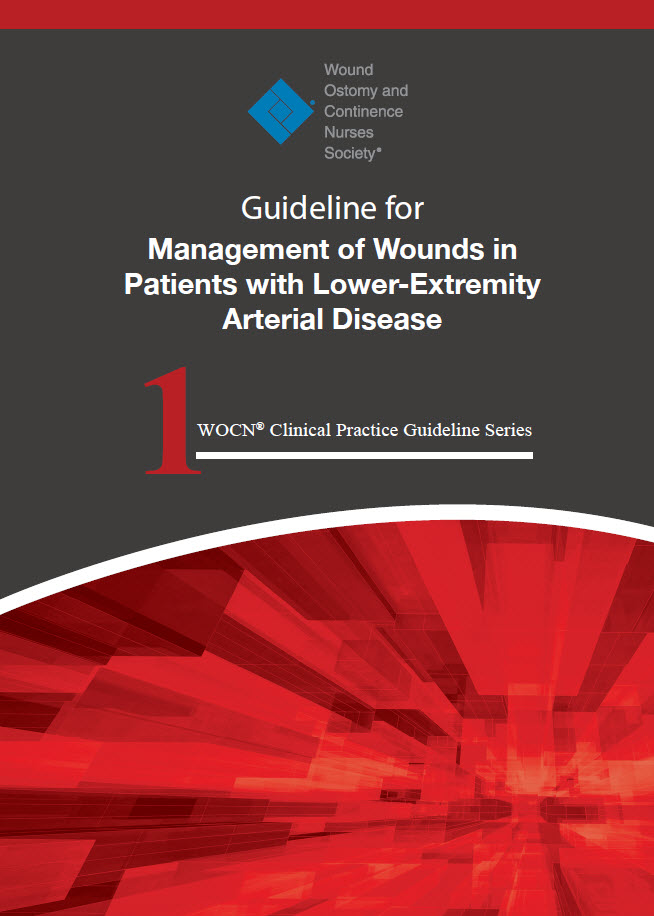 Guideline for Management of Wounds in Patients with Lower Extremity Arterial Disease