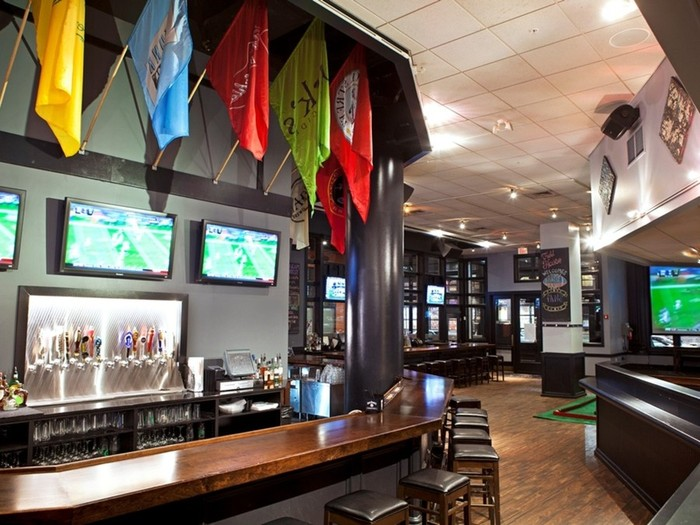 Field House sports bar
