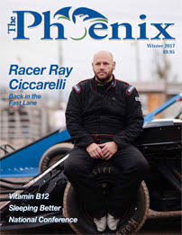 Click to view The Phoenix magazine