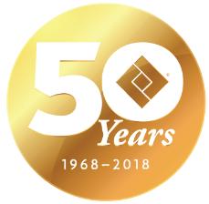 50 Years, 1968-2018