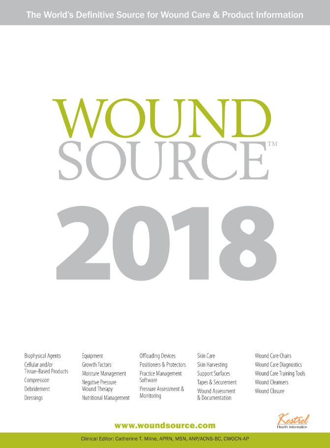 WoundSource 2018