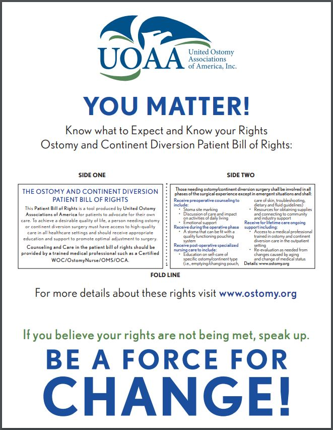 UOAA Bill of Rights