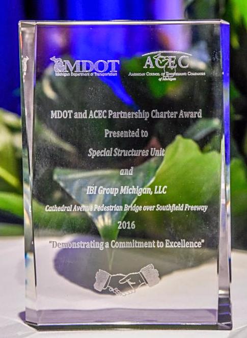 MDOT Award
