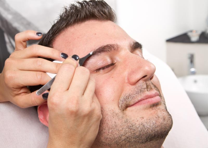 Complimentary Eyebrow Wax Or Mens Unibrow Waxing This Week Only