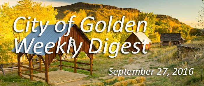 September 27 Weekly Digest
