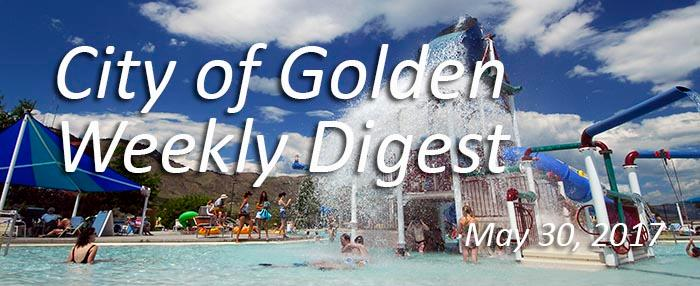 May 30 - Weekly Digest