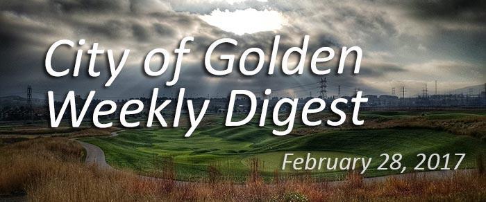 Weekly Digest - February 28, 2017