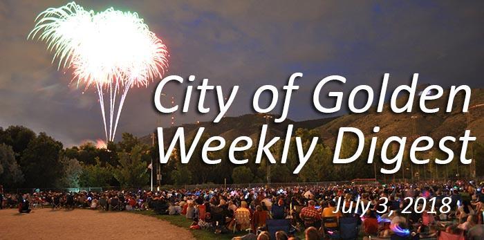 Weekly Digest July 3 2018