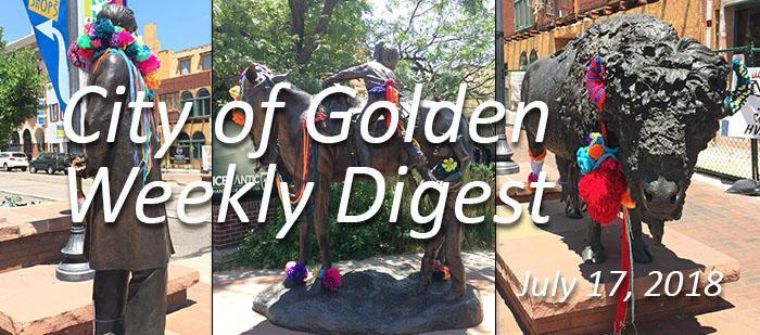 July 17 2018 Weekly Digest