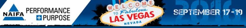 2016 NAIFA Conference in Las Vegas