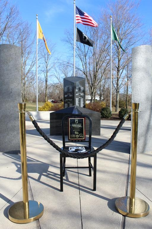 POW MIA Chair of Honor